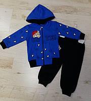 Спортивные костюмы детские оптом, 68-86 см, № 1105-2