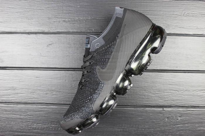 Кроссовки мужские Nike VaporMax (Найк ВапорМакс/ВэйпорМакс) / VPR-062 (Реплика)