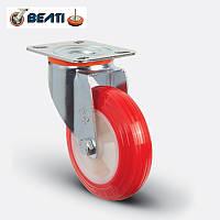 Колеса поворотные полиамид-полиуретан 100мм