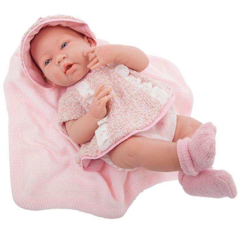 Berenguer, Кукла Ли,  38 см