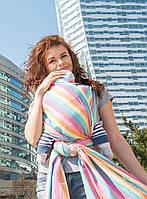 Слинг-шарф LUNA DREAM Magic Summer полосы (4,2 м), фото 1