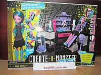 Monster High Create-A-Monster Color-Me-Creepy Design Chamber Лаборатория создай монстра Раскрась меня жутко