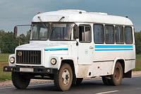 Лобовое стекло КАВЗ на базе ГАЗ 3307