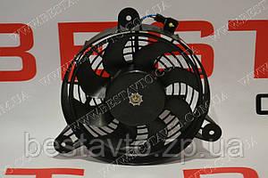 Вентилятор радіатора кондиціонера nexia