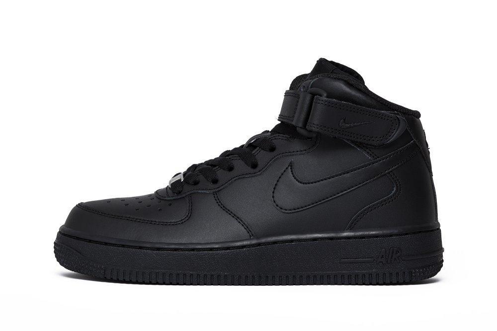 25ca7dccba845d Оригинальные молодежные кроссовки Nike Air Force 1 Mid (GS)