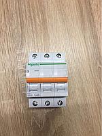 Автоматический выключатель BA63 25A Shneider