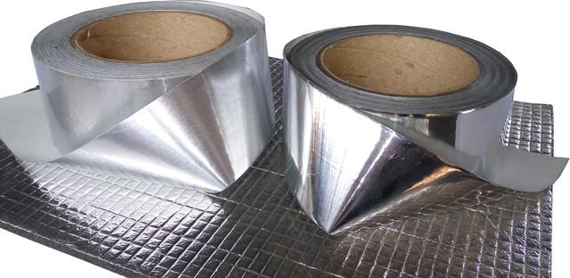 Ленты монтажные и алюминиевые