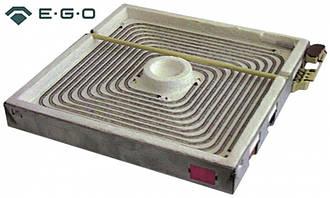 Электронагреватель 300х300мм 4000Вт 400В (арт. 490008, Ego 10.83816.060, 10.77823.006) для плиты