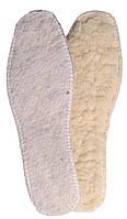 Зимние стельки для обуви «Баранчик»