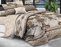 Полуторное постельное белье София 3D - Азия
