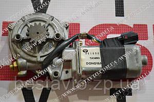 Двигун електр стеклопод задній правий під хрест nexia