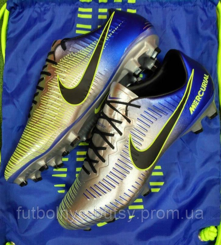 Футбольные бутсы Nike Mercurial Vapor XI NJR FG - CAPO в Днепре 5bdcd936ef54b