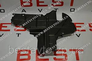Защита двигателя правая пластиковая nubira ii
