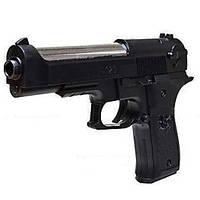 Игрушечный пистолет на пулях