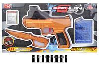 Пістолет з гелевими та паралоновими кулями (коробка ) ХН331-2 р.42*22*4,5 см