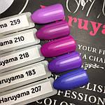 Японские гель лака Haruyama - это находка для мастера маникюра!