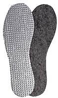 Зимние стельки «Алюминиевая фольга + фетр»