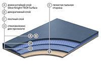 Коммерческий гетерогенный линолеум Grabo Silver Knight Acoustic 7