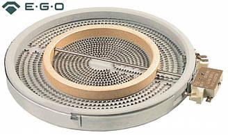 Электронагреватель d-250мм 2500Вт 230В (арт. 490139, Ego 10.53211.00) для плиты