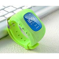 Детские Умные Часы Q50 OLED c GPS, Русифицированные! зеленые