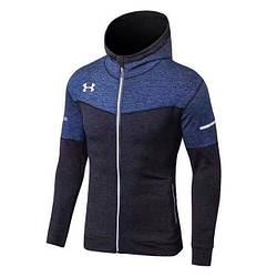 Спортивная кофта Under Armour HeatGear Чёрный/синий