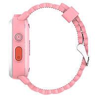 Детский телефон-часы с GPS/LBS/WIFI трекером FixiTime 3 Pink (ELFIT3PNK)
