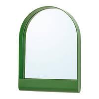 Зеркало, зеленый, 30x40 см IKEA YPPERLIG 903.461.01
