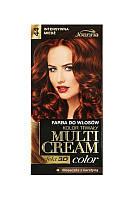 Joanna Multi Cream Color - Краска для волос - 44 интенсивно медный