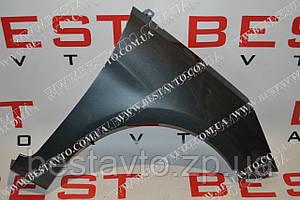 Крило переднє праве без поворотника accent 2011-/solaris 2011-