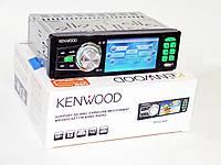 Автомагнитола Kenwood 3610 с Video дисплеем 3,6, Магнитола 3610 ISO MP5, USB+SD