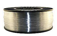 Нить PETG (CoPET, ПЕТГ) пластик для 3D печати, Clear (1.75 мм/3 кг)