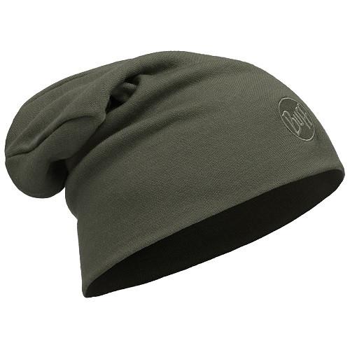 Шапка Heavyweight Merino Wool Loose Hat Buff Forest Night