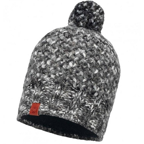 Шапка Knitted & Polar Hat Buff Margo Grey