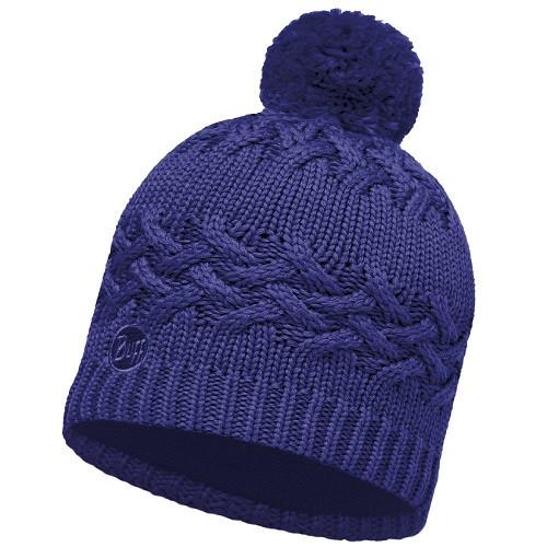 Шапка Buff Knitted & Polar Hat Savva Mazarine Blue
