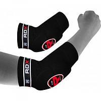 Налокотники для волейбола RDX Soft Black (2 шт.)