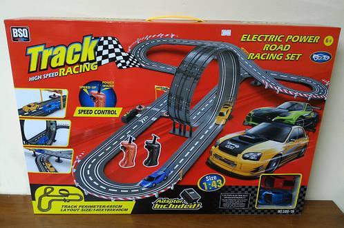 Автотрек Track High Speed Racing (685 см)