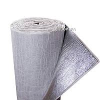 Теплошумоизоляция из вспененного полиэтилена (ППЭ НХ) 10мм с липким слоем +фольга