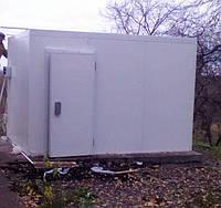 Холодильная камера для созревания сыра, фото 1