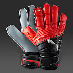 Вратарские перчатки Puma evoPOWER Grip 2.3 AQUA 041225-20 (Оригинал)