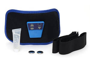 Миостимулятор Ab Gymnic АБ жимник, пояс для похудения