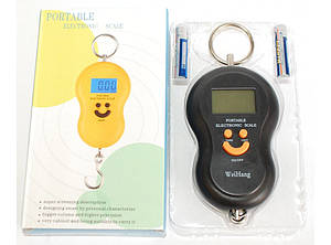 Кантер электронный цифровой | 40 кг | Portable Electronic Scale