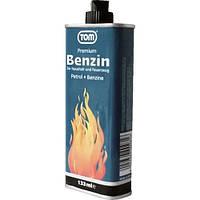 Бензин для заправки зажигалок Tom 133ml