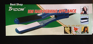 Утюжок для волос Hair-Perming Appliance
