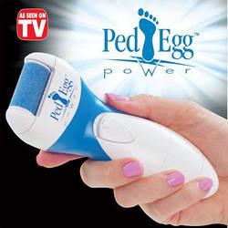 Электрическая роликовая пилка для стоп Пед Эгг Пауэр (Ped Egg Power)