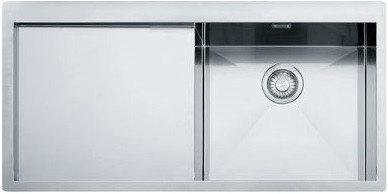 Мойка кухонная Franke PPX 211 TL полированная