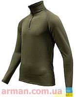 Термобельё Polartec/Полартек. Для ВСУ/Нацгвардии/Полиции. Черный и зелёный (защитный) цвета