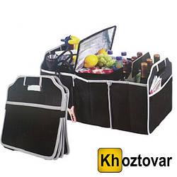 Складной органайзер для багажника автомобиля Organiser