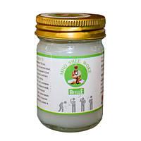 Белый тайский бальзам / Mho Shee Woke / Тайланд / 50 гр.