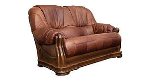 Двомісний шкіряний диван (Барон 4090), фото 2