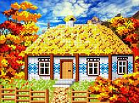 В деревне. Осенью
